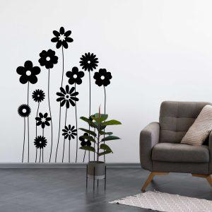 wall sticker cópia+ viana do castelo flores mod.57